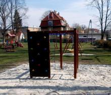 Plac zabaw przy Zjednoczenia Narodowego