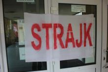 Strajk okupacyjny  w szkołach?