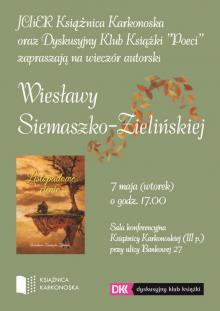 """""""Listopadowe cienie"""" w Książnicy Karkonoskiej"""