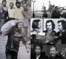 Obywatel prezydent, czyli Vaclav Havel na zdjęciach