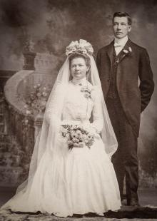 Miłość na archiwalnych fotografiach