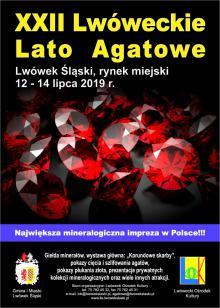 XXII Lwóweckie Lato Agatowe od 12 do 14 lipca 2019