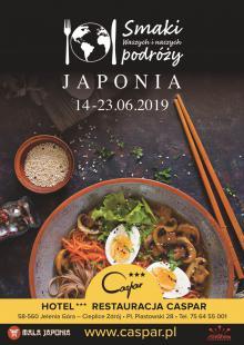Smaki Waszych i naszych podróży - Japonia