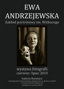 Zakład portretowy Ewy Andrzejewskiej na 30-lecie Galerii Korytarz