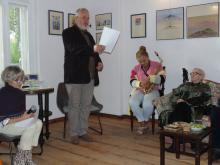 Grzegorz Nowicki - prawdziwy poeta z Jeleniej Góry