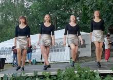 Celtycka muzyka i tańce pod Szrenicą