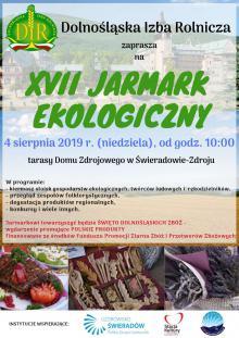 Jarmark Ekologiczny i Święto Dolnośląskich Zbóż w Świeradowie-Zdroju