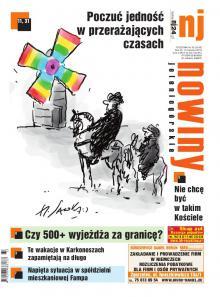 W najnowszym wydaniu Nowin Jeleniogórskich Nr 33/2019