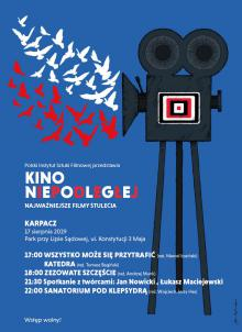 Kino Niepodległej w Karpaczu