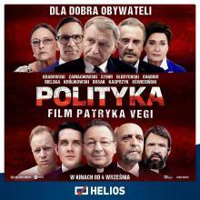 Najnowsza produkcja Patryka Vegi w kinach Helios!