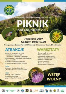 Piknik pod Chojnikiem 2019