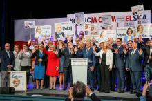 Koalicyjna konwencja w Cieplicach