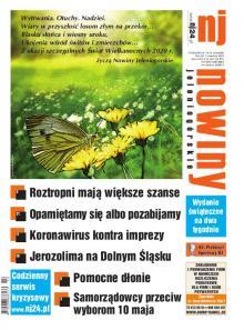 W najnowszym wydaniu Nowin Jeleniogórskich Nr 14-15/2020