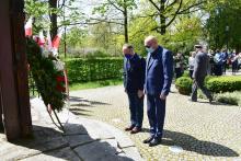 Cicha i skromna 75. rocznica zakończenia II wojny światowej w Europie