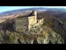 Można już zwiedzać zamek Chojnik
