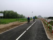 W Jeleniej Górze przybywa ścieżek rowerowych