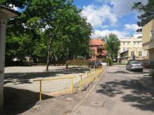Nowe parkingi w centrum miasta