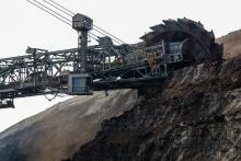 Spór o kopalnię coraz ostrzejszy