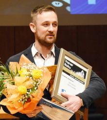 Jarosław Wichowski, Trener Roku 2017 NJ, zmienił Jelenią Górę na Lubań