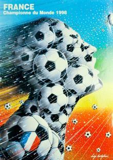 Plakaty sportowe Castiglioniego w Karpaczu
