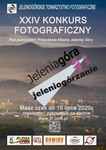 Konkurs fotografii o Jeleniej Górze w nowej formule