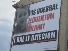 Wyborczy plakat PiS nie obrażał