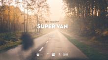 Fotograficzny Super Van nad Bobrem