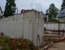 Nadzór budowlany wstrzymał budowę apartamentowca