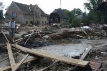 Przypomną o dramatycznej powodzi w Bogatyni