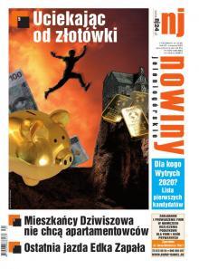 W najnowszym wydaniu Nowin Jeleniogórskich Nr 31/2020