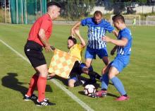 Piłkarze leśniańskiego Włókniarza chcą po raz drugi wygrać okręgowy Puchar Polski.