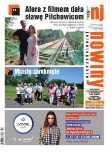 W najnowszym wydaniu Nowin Jeleniogórskich Nr 32/2020