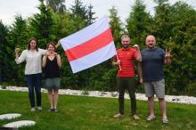 Rośnie nadzieja w sercach Bialorusinów