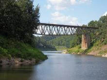 Most w Pilchowicach zabytkiem