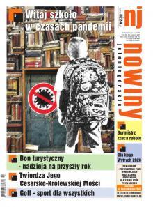 W najnowszym wydaniu Nowin Jeleniogórskich Nr 34/2020