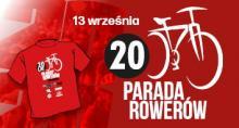 Zapisy do Parady Rowerów 2020 przedłużone!