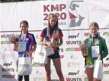 Medale jeleniogórzan w klubowych biegach na orientację