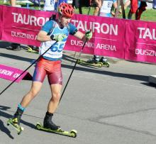 Karkonoscy biathloniści kolekcjonują medale