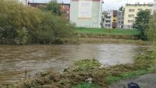 Woda zniszczyła ścieżki rowerowe