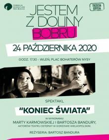 Teatralno - filmowa sobota we Wleniu