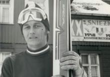 Nie żyje Ryszard Witke, skoczek narciarski z Karpacza