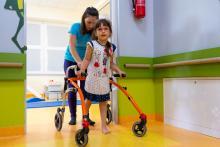 Środki unijne wspierają placówki dla niepełnosprawnych m.in. Przedszkole Niepubliczne Wyspa Skarbów w Głogowie.