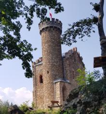 Z Sosnówki nie dojdziesz do zamku ks. Henryka