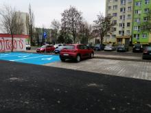 Nowy parking na Zabobrzu II