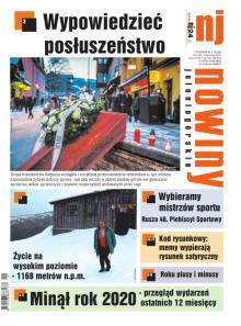 W najnowszym wydaniu Nowin Jeleniogórskich 1/2021