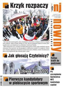 W najnowszym wydaniu Nowin Jeleniogórskich 2/2021