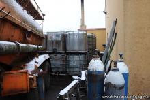 47-latek sprowadził 110 tys. litrów szkodliwych substancji