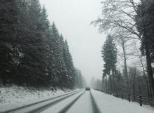 Czesi zamknęli dojazd do Harrachowa