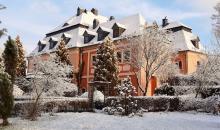 Pałac Książęcy we Wleniu, w którym rozegrały się tragiczne wydarzenia 100 lat temu, dziś pełni funkcje hotelowe.