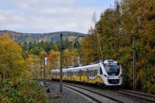 Nowe pociągi kursują m.in. na trasie Wrocław – Jelenia Góra